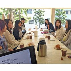 朝のおしゃべり会「GOOD MORNING 朝美人 Vol.8」