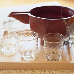 『日本酒×スイーツ』を楽しむスペシャルイベント